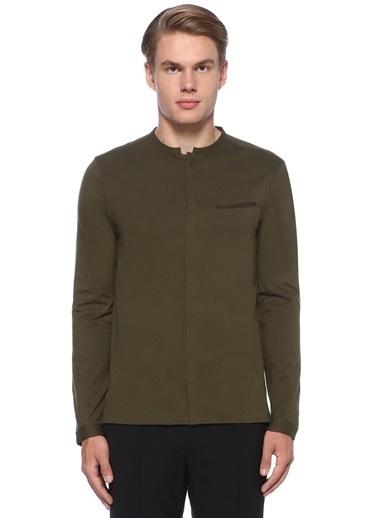 John Varvatos Gömlek Yeşil